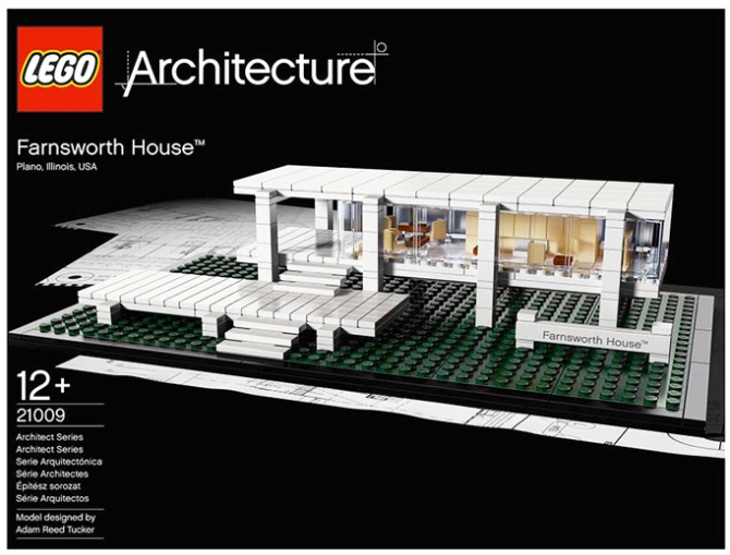 lego_farnsworth house